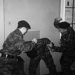 Кавказцы в армии