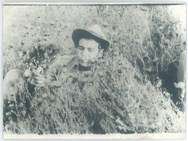 Воины-афганцы. Старые фотографии