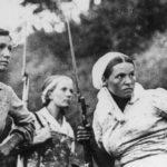 Женщины и война